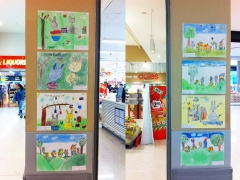 Easter Exhibition_Coles (Merrylands)