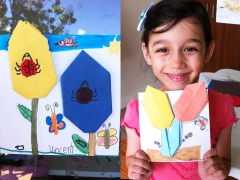 "Craft Making_""Paper Flowers"""